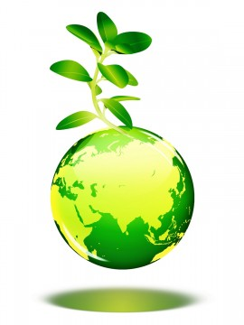 Monde vert