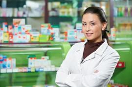 préparateur en pharmacie